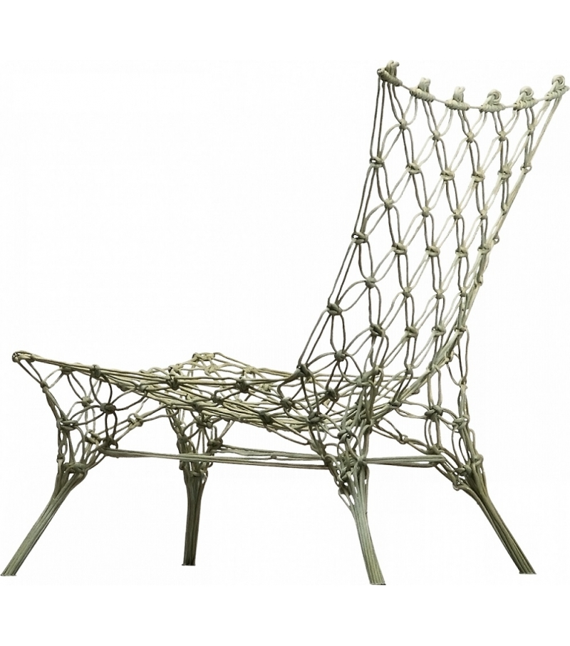 Knotted chair sillòn
