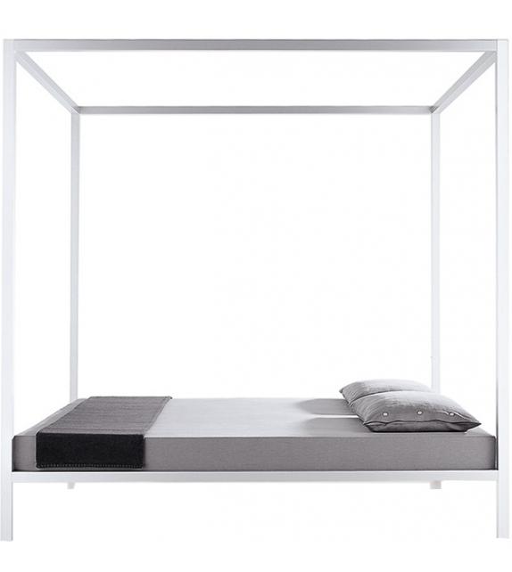 Aluminium Bed MDF Italia Lit