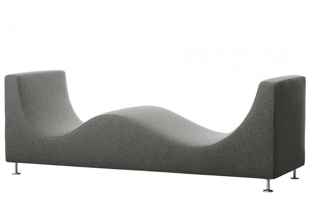 Three sofa de luxe canap cappellini milia shop for Canape de luxe