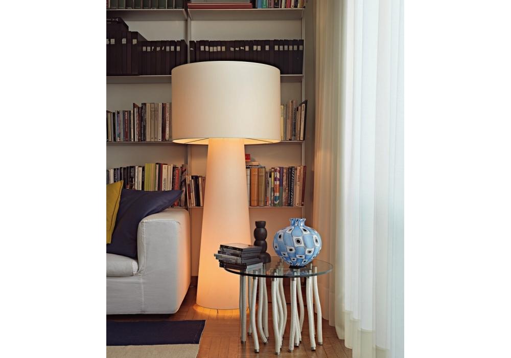 Big Shadow Floor Lamp Cappellini Milia Shop