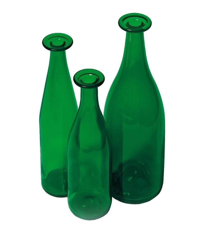 3 Green Bottles Set de tres botellas Cappellini