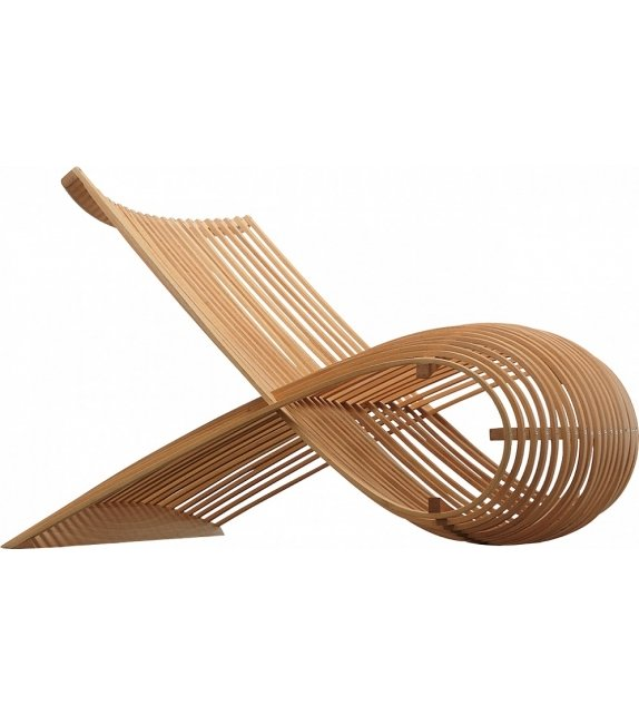 Wooden Chair Sessel