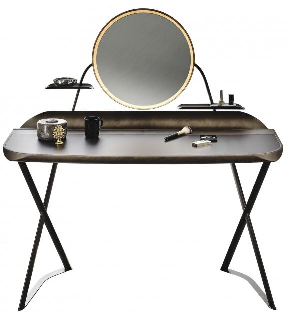 Cocoon Trousse Leather Cattelan Italia Dressing Desk