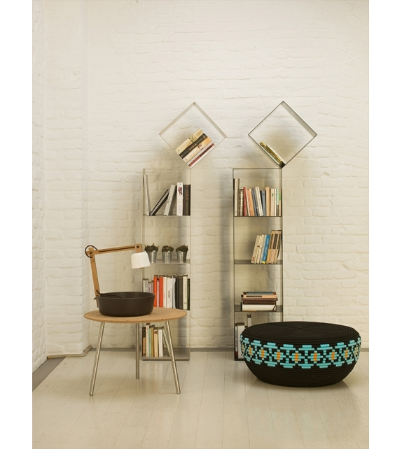 Drop Bookcase Cappellini