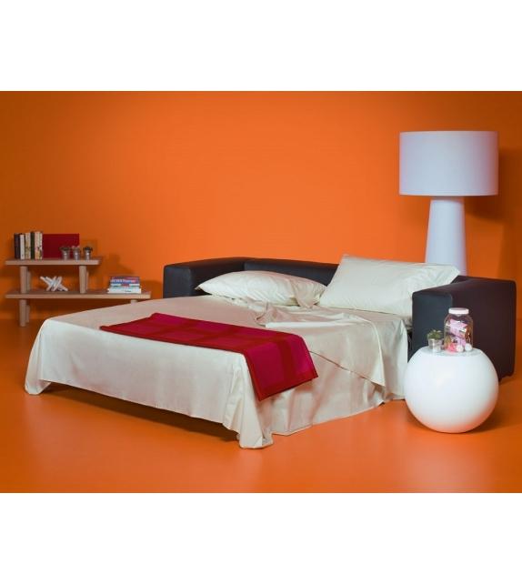 Cuba25 sofa bed divano letto cappellini milia shop for Divani cappellini