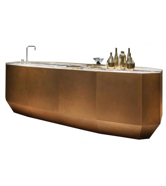 Ozone Henge Bar Counter