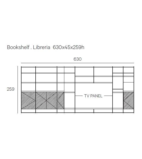 Cage-C Librería Henge