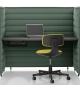 Alcove Plus Desk Vitra
