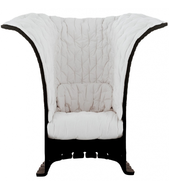 357 feltri fauteuil avec dossier haut cassina milia shop. Black Bedroom Furniture Sets. Home Design Ideas