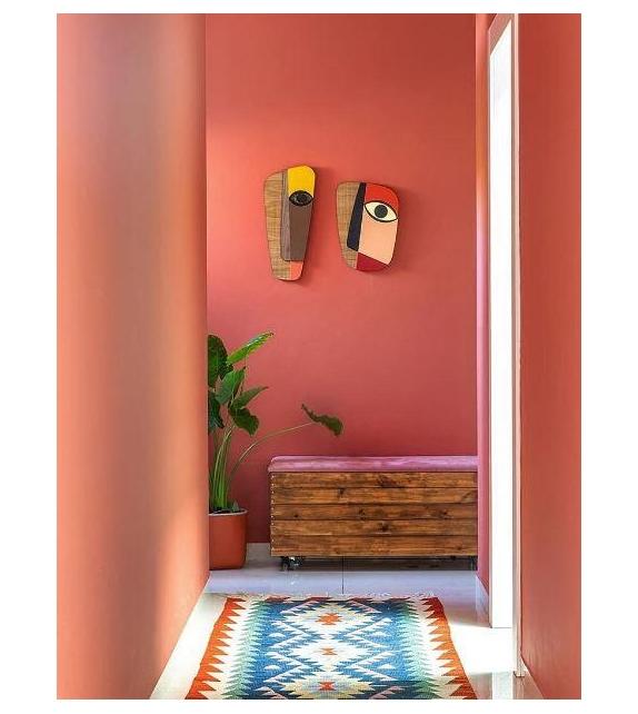 Abstrasso 6 Umasqu Wall Decoration