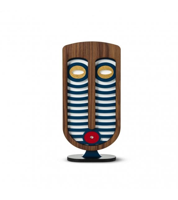Modern African 4 Umasqu Figurine