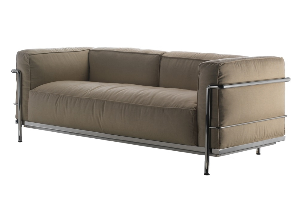 Lc3 outdoor divano 2 posti cassina milia shop for Divano 2 posti amazon