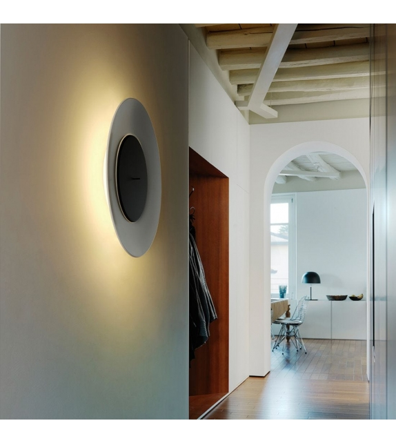 Lunaire Fontana Arte Wall Lamp