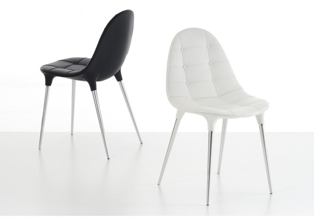 245 caprice stuhl cassina milia shop. Black Bedroom Furniture Sets. Home Design Ideas