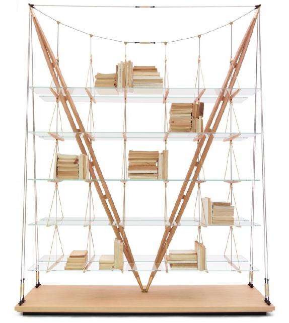 838 Veliero Biblioteca Cassina