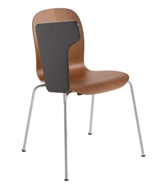 Tate Wood Cappellini Chaise