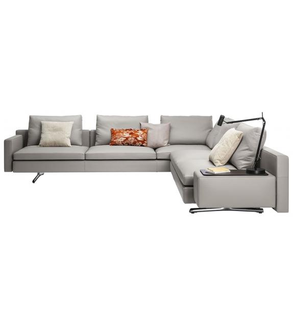 Ready for shipping - In The Mood Poltrona Frau Modular Sofa