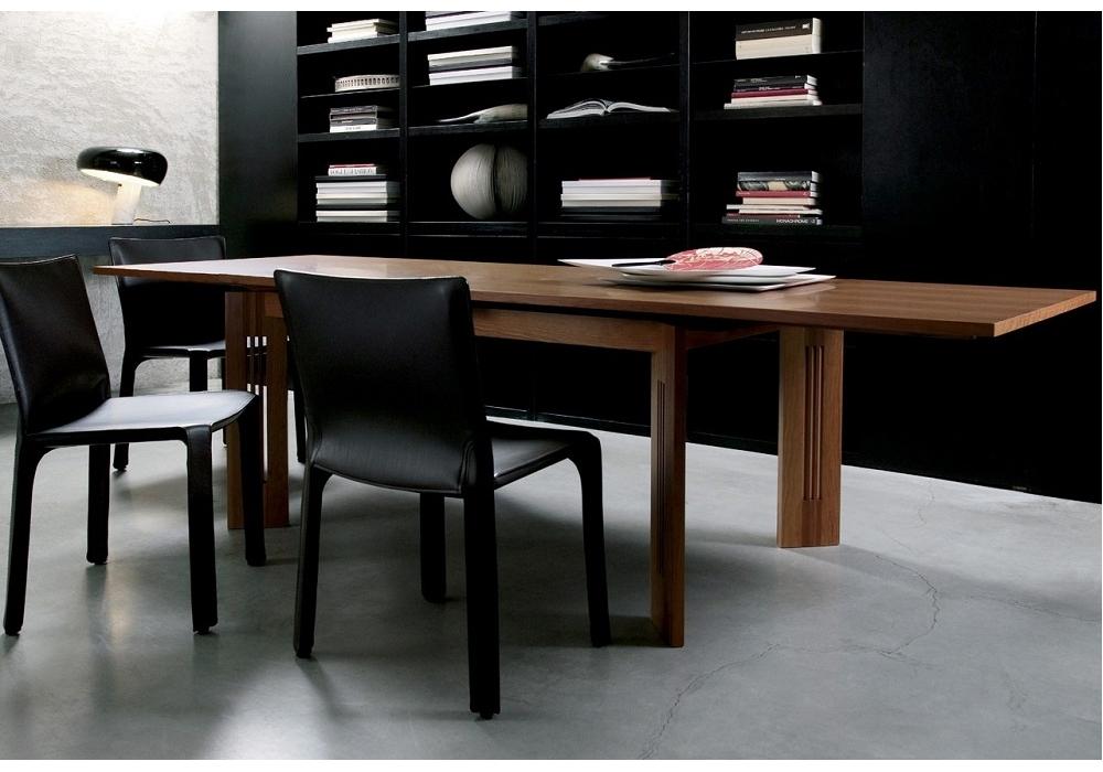 320 berlino table tavolo cassina milia shop for Tavolo cassina