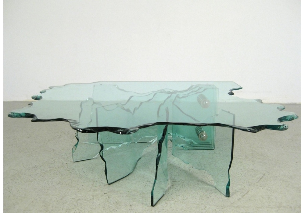 Shell Coffee Table Fiam Amazing Design