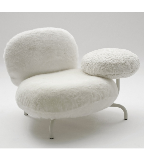cipria fauteuil edra milia shop. Black Bedroom Furniture Sets. Home Design Ideas