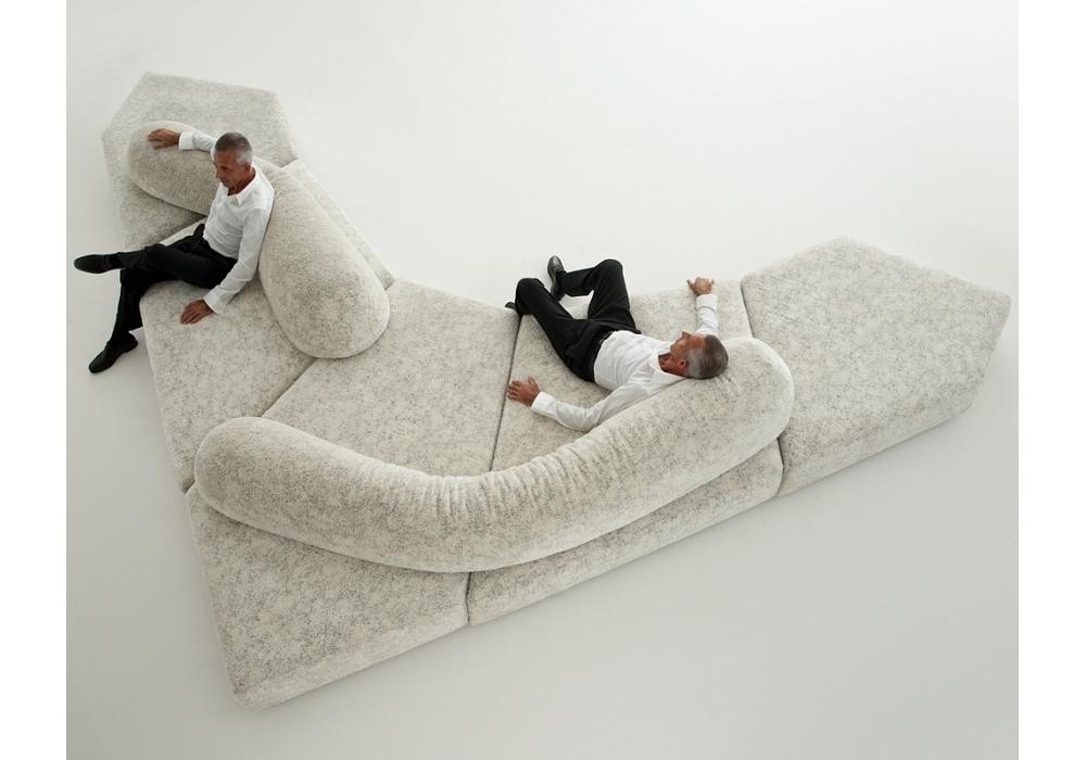 on the rocks dreiersofa edra milia shop. Black Bedroom Furniture Sets. Home Design Ideas