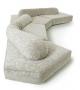 On The Rocks 3 Seater Sofa Edra