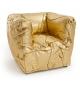 Sponge armchair