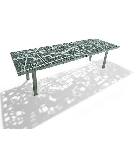 Baghdad Rechteckiger Tisch Edra