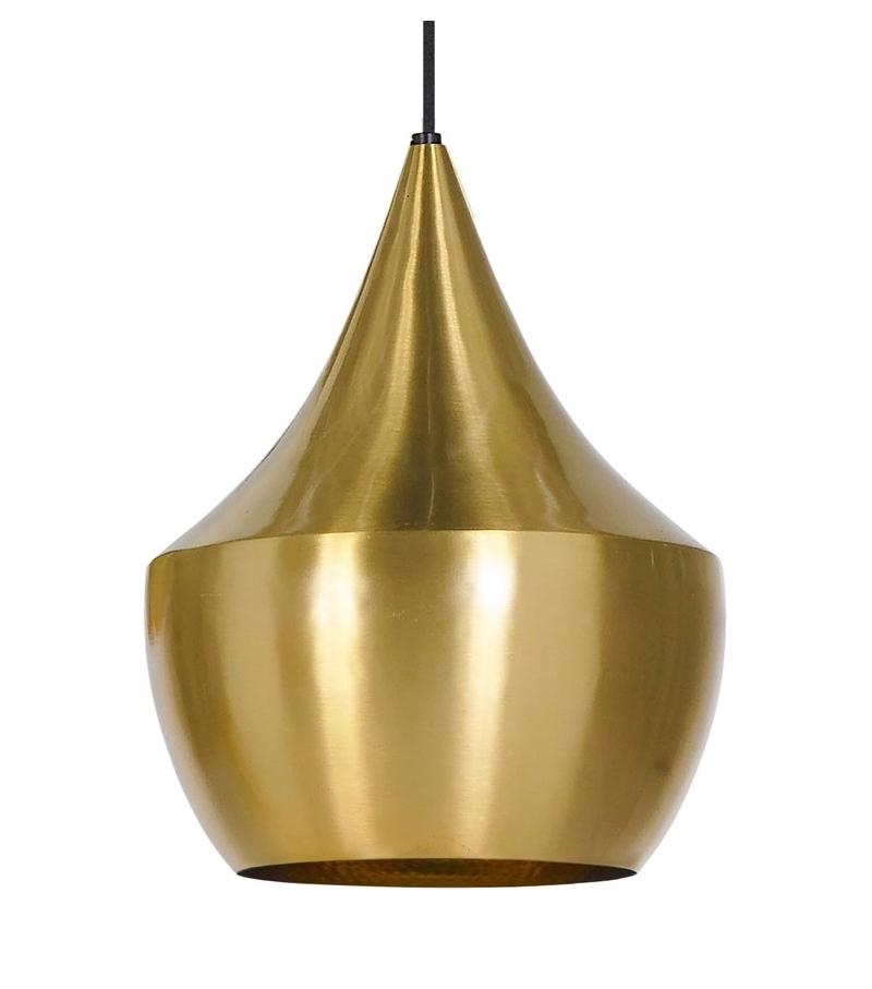 beat light fat brass suspension tom dixon milia shop. Black Bedroom Furniture Sets. Home Design Ideas