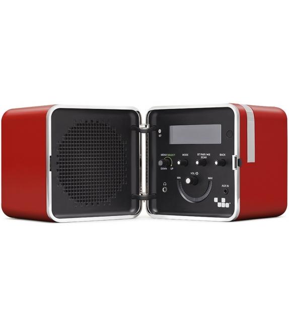 Brionvega Radio.Cubo TS522D+