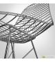 Wire Chair DKR stuhl
