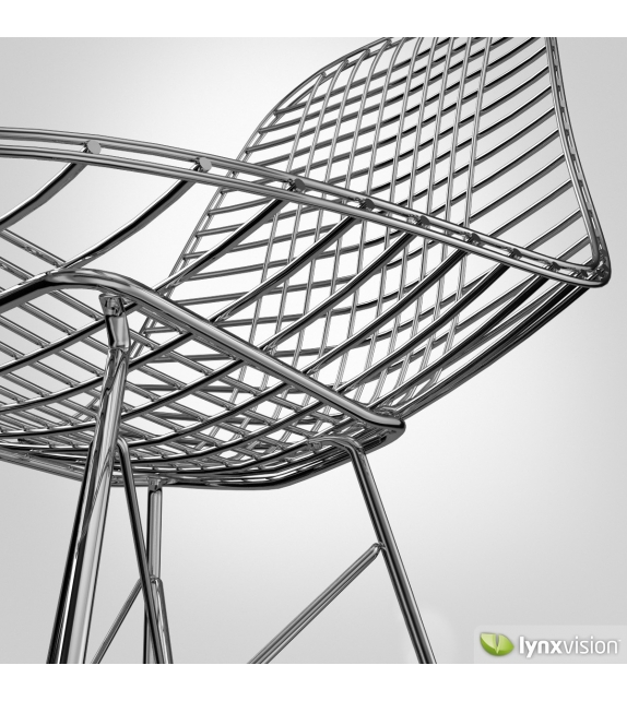 Wire Chair DKR sedia