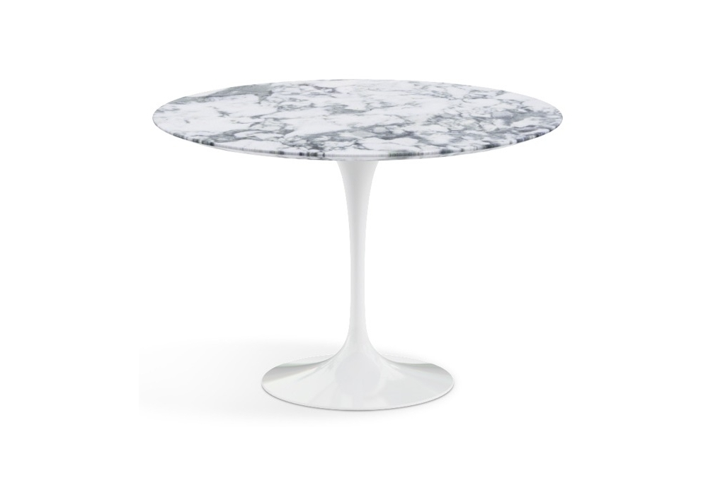 Saarinen Round Coffee Table Marble Knoll Milia Shop