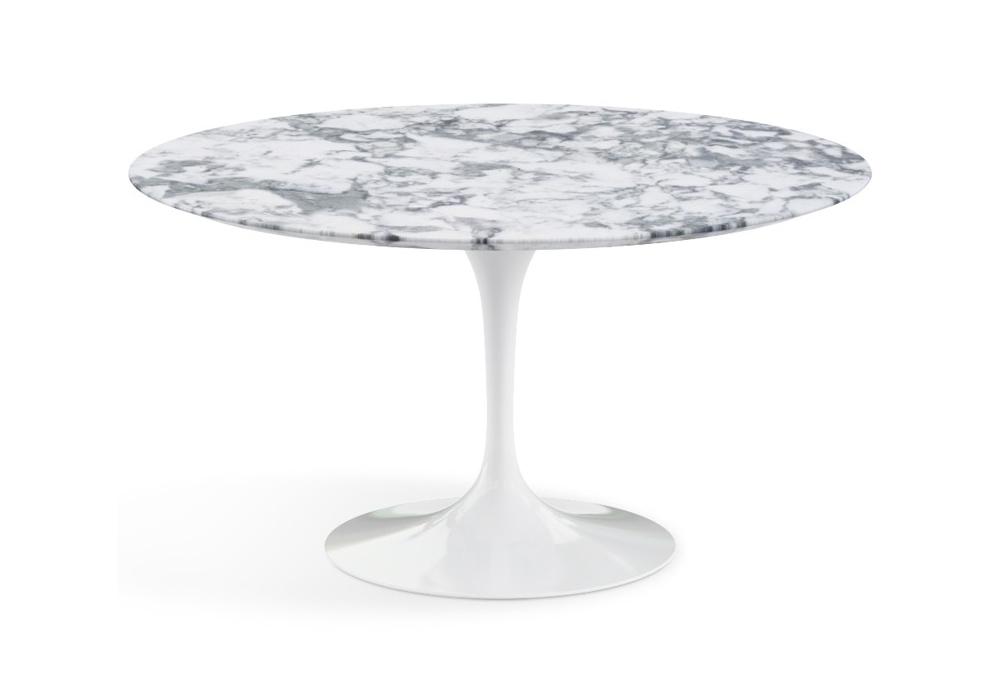 Saarinen Round Coffee Table Marble Knoll Milia Shop