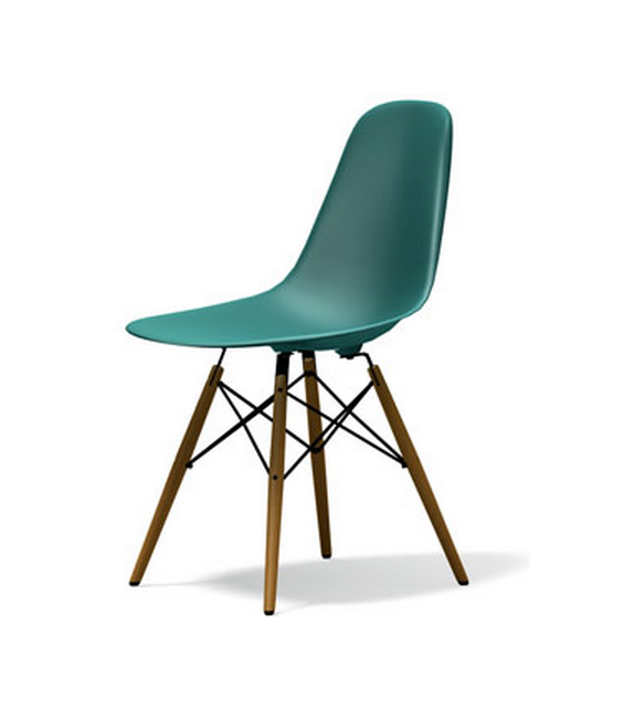 eames plastic side chair dsw sedia milia shop. Black Bedroom Furniture Sets. Home Design Ideas