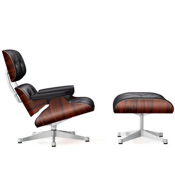Lounge Chair & Ottoman Vitra Sillòn