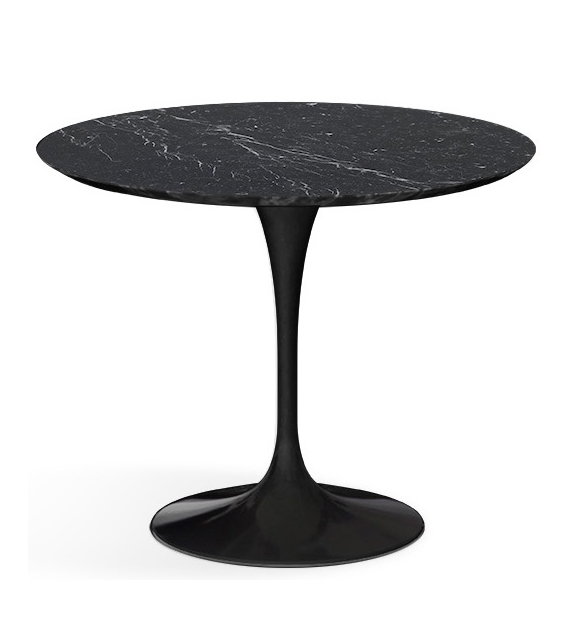 saarinen table basse ronde de marbre knoll milia shop. Black Bedroom Furniture Sets. Home Design Ideas