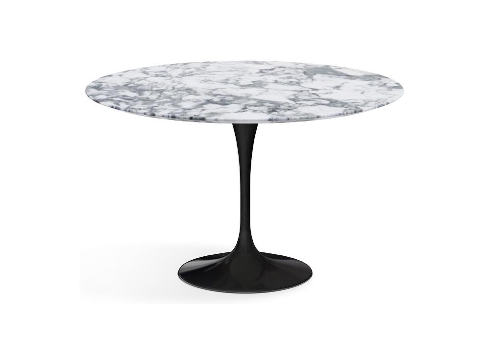 Saarinen runder tisch aus marmor knoll milia shop for Tisch aus marmor