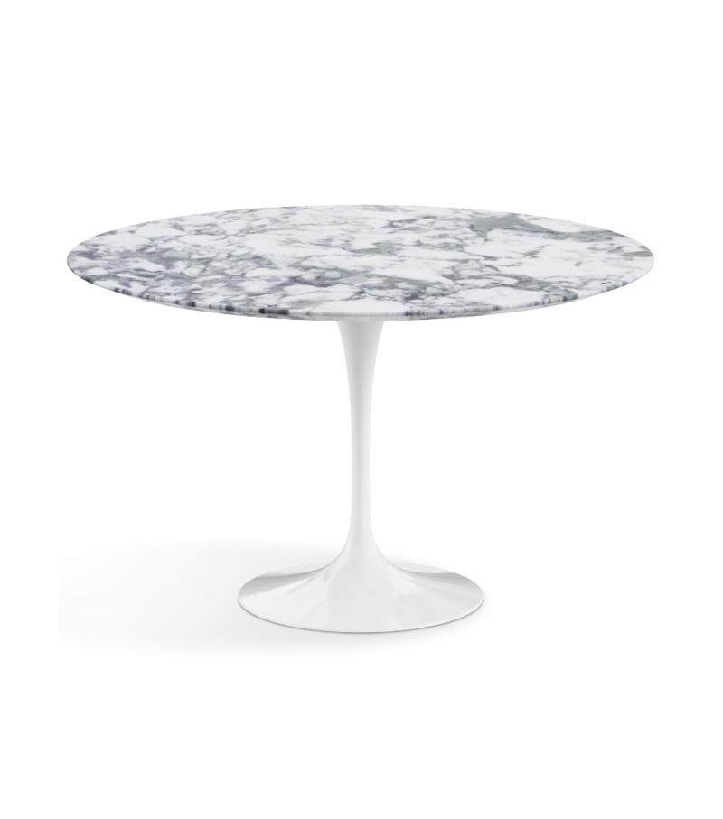 Saarinen Round Table Marble Knoll