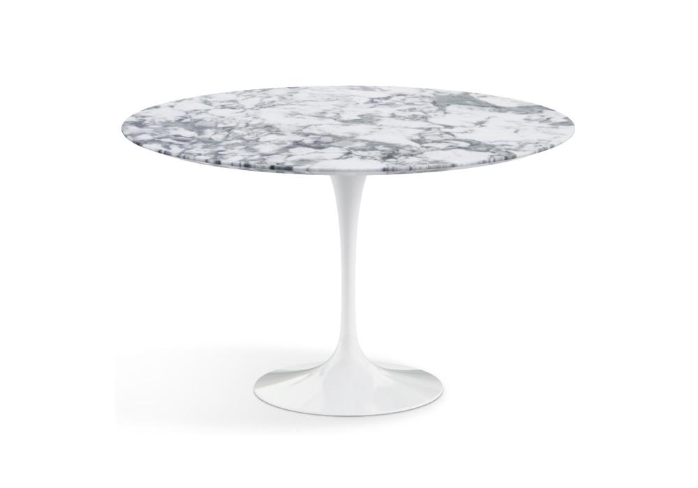 saarinen runder tisch aus marmor knoll - milia shop, Esszimmer dekoo