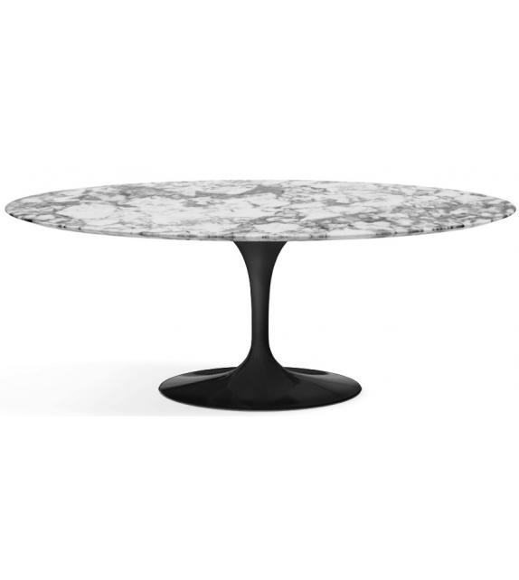 Saarinen tavolo ovale in marmo knoll milia shop - Tavolo knoll saarinen ovale ...