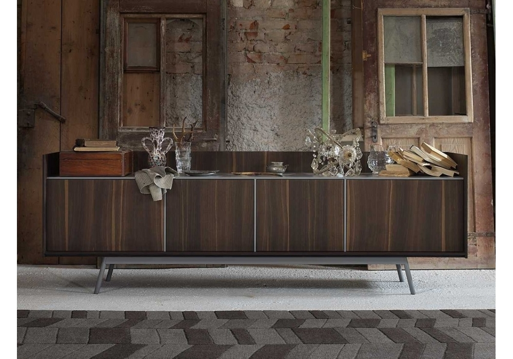 edge miniforms sideboard mit t ren milia shop. Black Bedroom Furniture Sets. Home Design Ideas