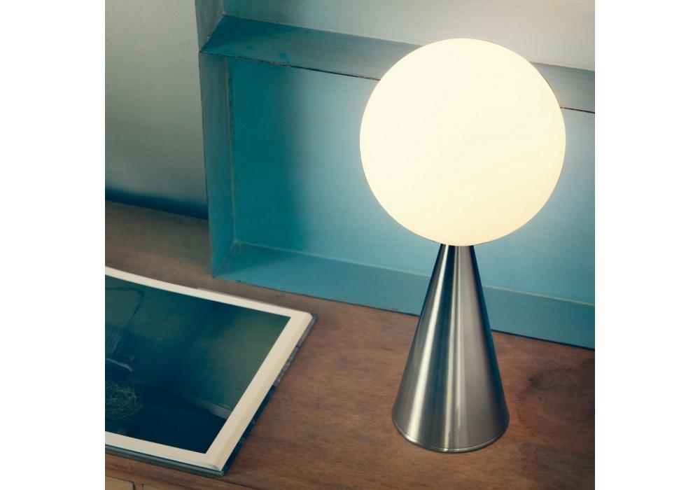 bilia lampe de table fontana arte milia shop. Black Bedroom Furniture Sets. Home Design Ideas