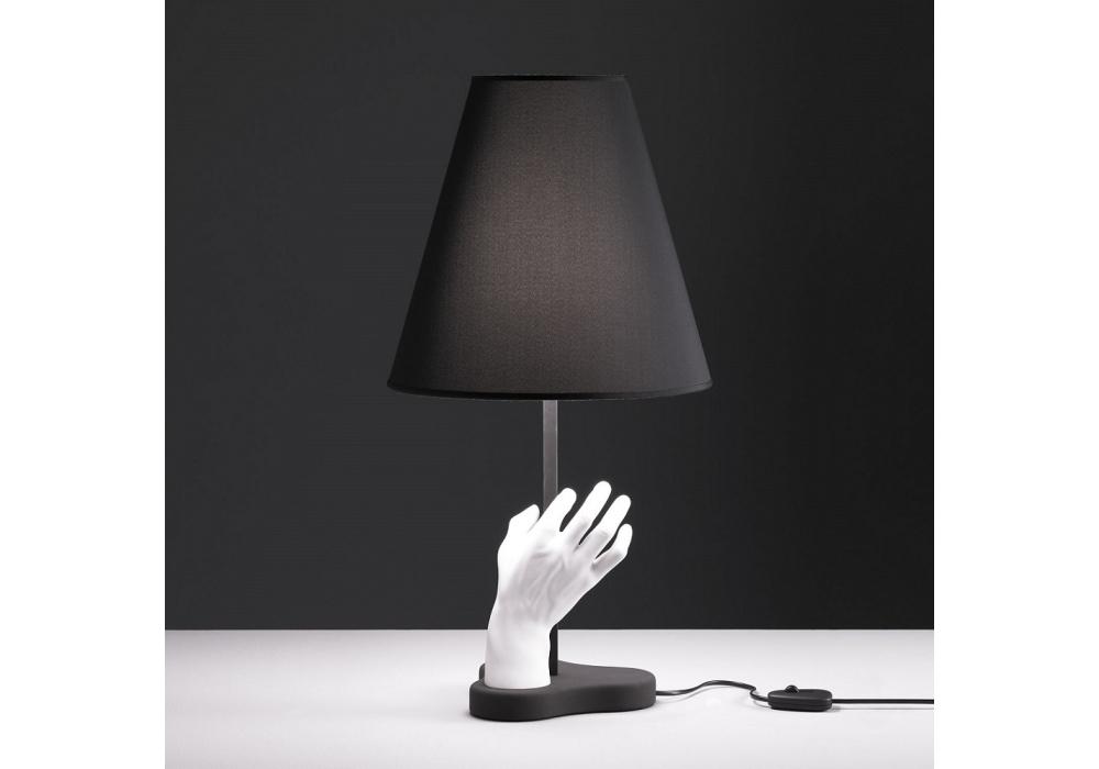 Mano lampada da tavolo fontana arte milia shop - Lampade da tavolo fontana arte ...