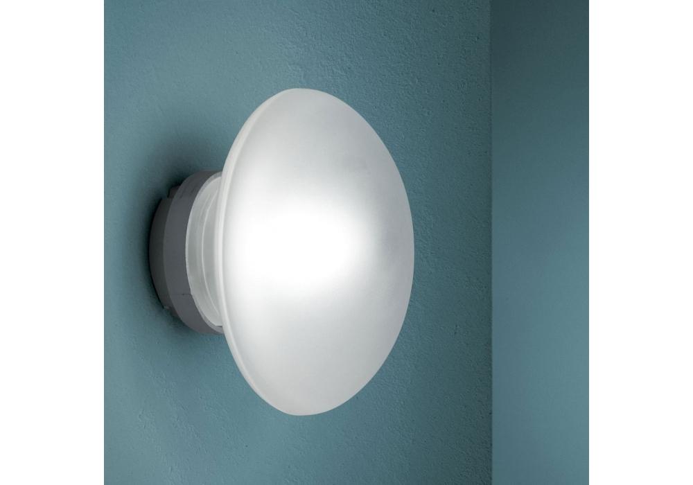 Sillaba lampada da parete fontana arte milia shop