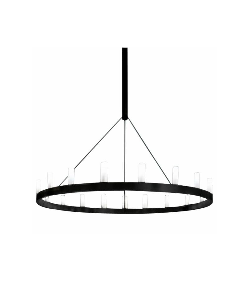 Chandelier suspension lamp fontana arte milia shop chandelier suspension lamp fontana arte aloadofball Images