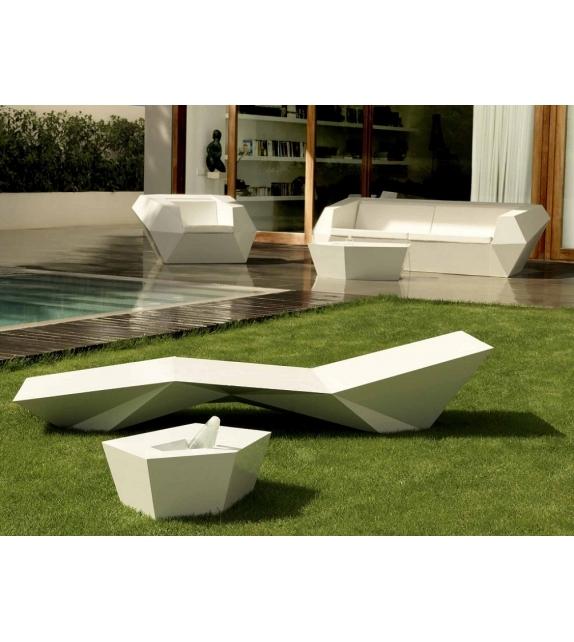 Faz Small Table For Beach Chair Vondom