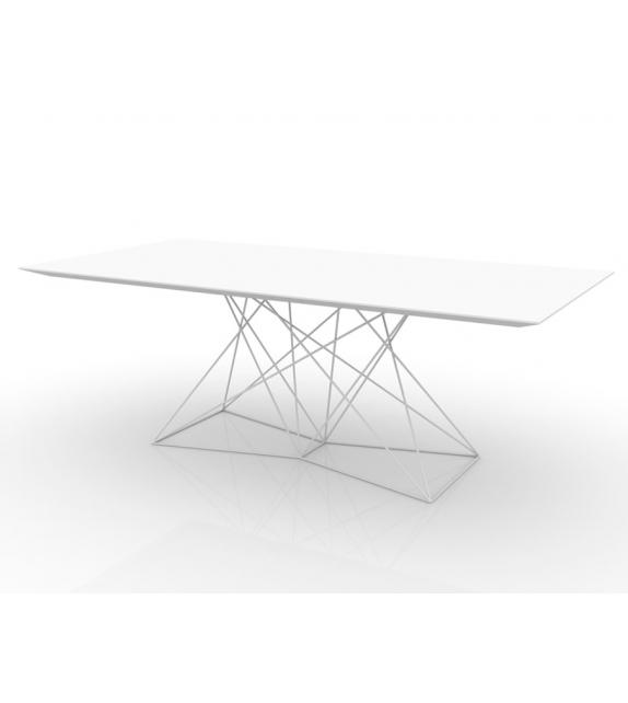 Faz Table Inox Vondom