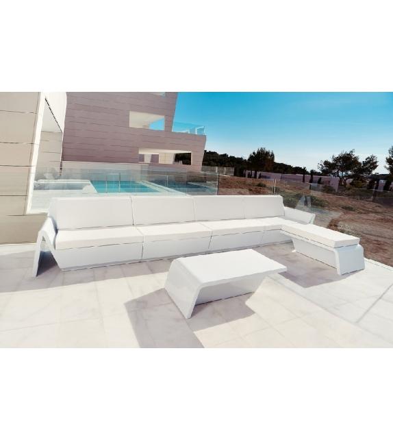 Rest Mesa Sofa Vondom