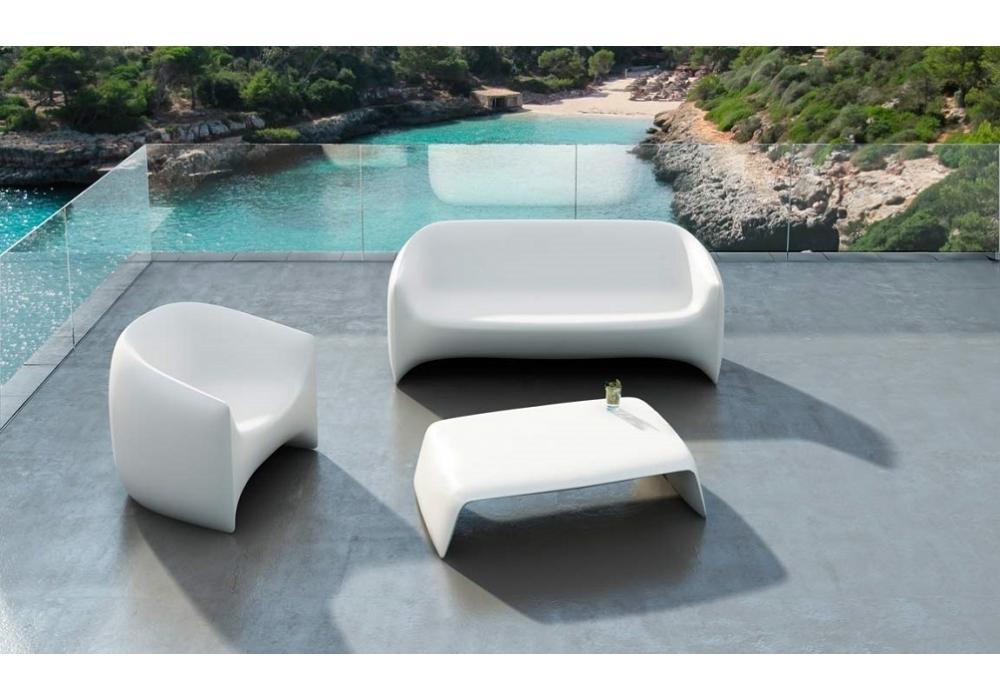 Blow sofa vondom milia shop for Sofas para terrazas